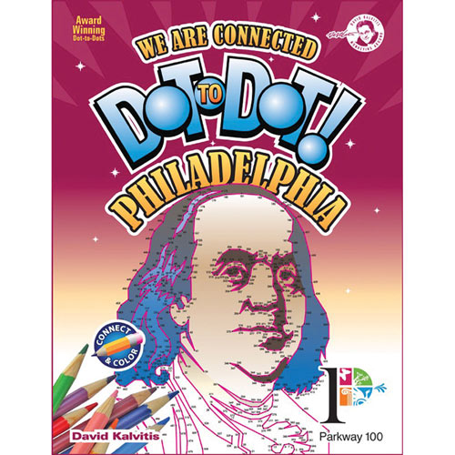 Dot-to-Dot Philadelphia Puzzle Book
