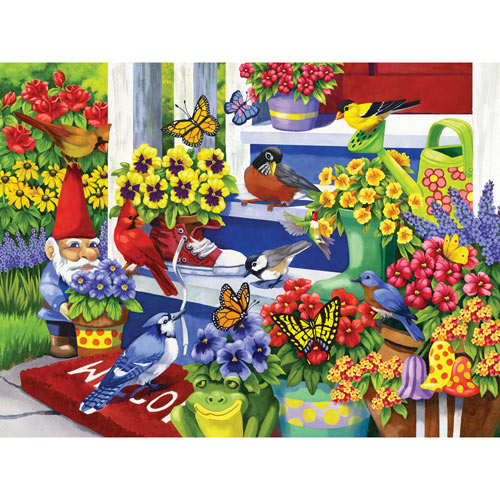 Step Right Up 300 Large Piece Jigsaw Puzzle