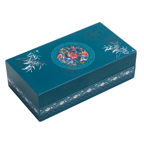 Bamboo-zler Secret Box