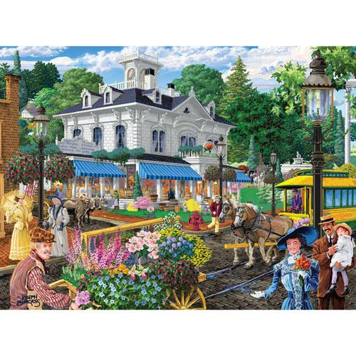 Victorian Spring 1000 Piece Jigsaw Puzzle