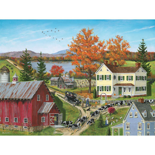 Time to Talk 300 Large Piece Jigsaw Puzzle