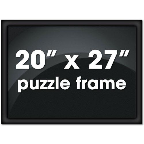 20 x 27 Black Frame