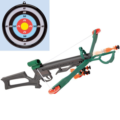 Cross Bow Target Game