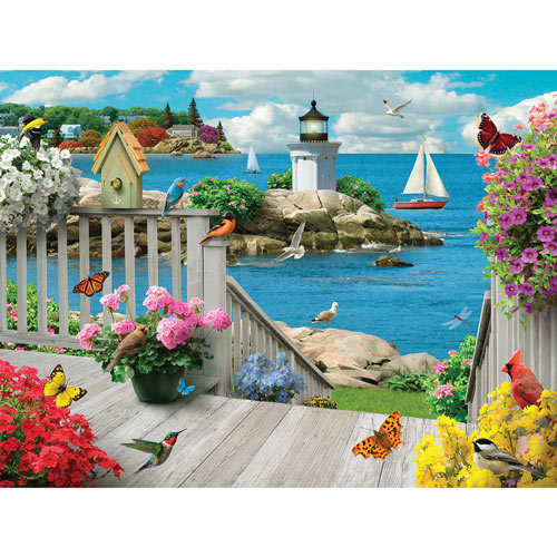 Moonlight Splendor 1000 Piece Jigsaw Puzzle