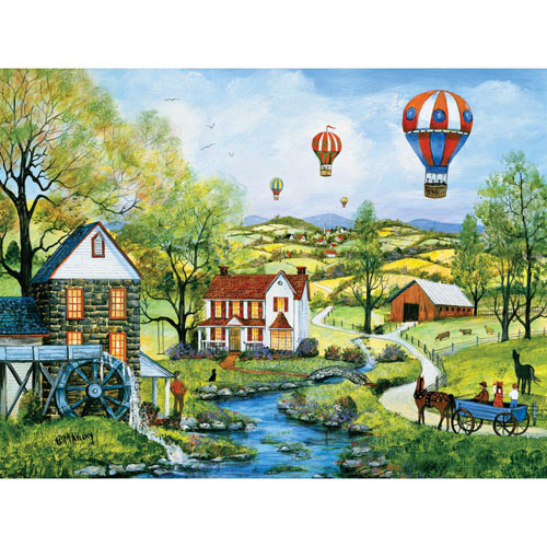 Summer Surprise 300 Large Piece Jigsaw Puzzle