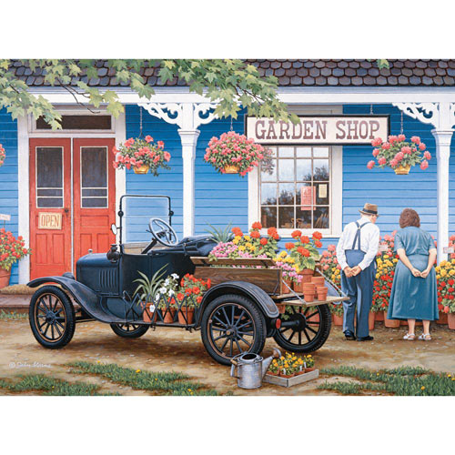 Just One More 300 Large Piece Jigsaw Puzzle