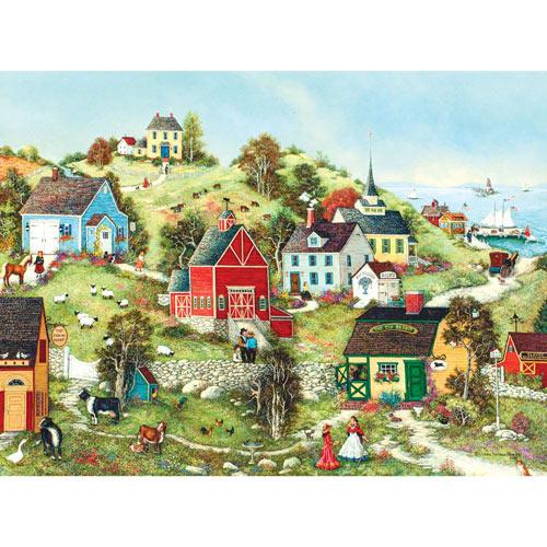 Stonehill Village 1000 Piece Jigsaw Puzzle