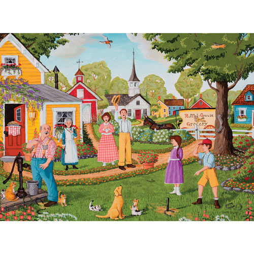 Ringer 1000 Piece Jigsaw Puzzle