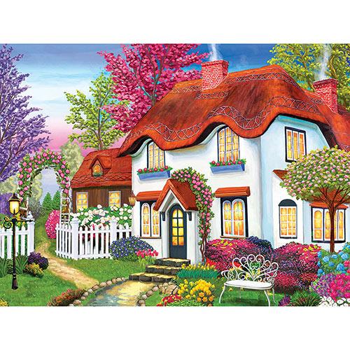 Kodak Cozy Cottage 1000 Piece Jigsaw Puzzle