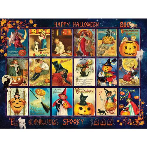 Vintage Halloween 500 Piece Jigsaw Puzzle