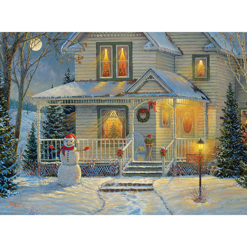 It's a Wonderful Life I 1000 Piece Jigsaw Puzzle