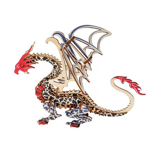 Set of 4: Barbara Mock 500 Piece Jigsaw Puzzles