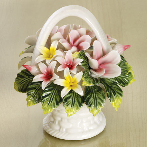 Forever Porcelain Flowers
