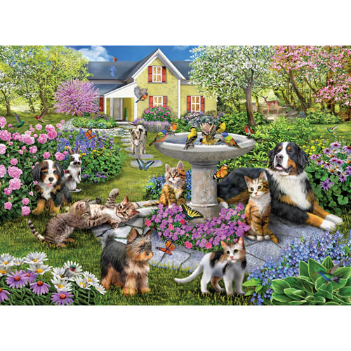 Wonders of Spring 300 Large Piece Jigsaw Puzzle