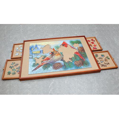 Designer Standard Puzzle Plateau