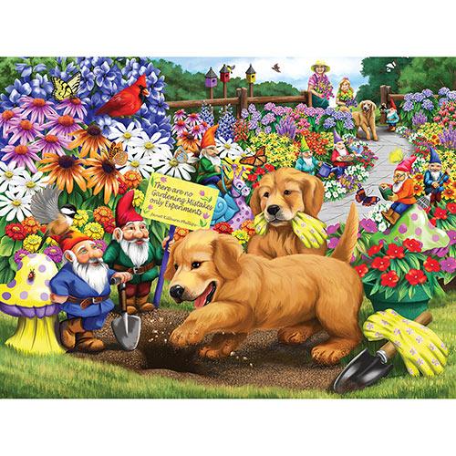 Garden Helpers 500 Piece Jigsaw Puzzle