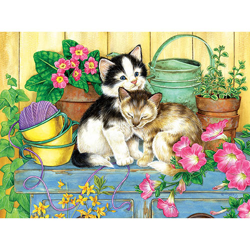 Tranquil Times 300 Large Piece Jigsaw Puzzle