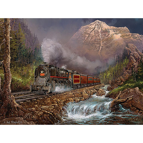 Canadian Pacific 1000 Piece Jigsaw Puzzle