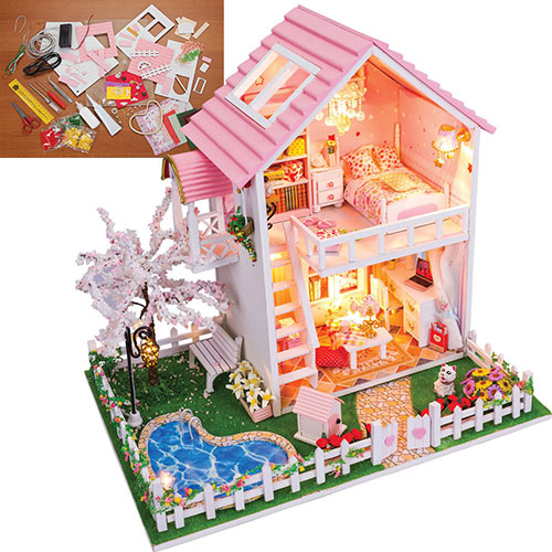 Dream Cottage Model Kit