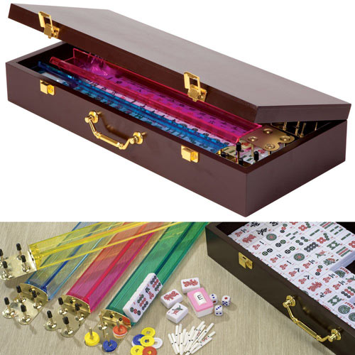 Classic Mahjong Game Set