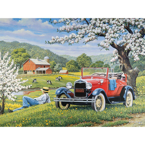 Away from it All 300 Large Piece Jigsaw Puzzle