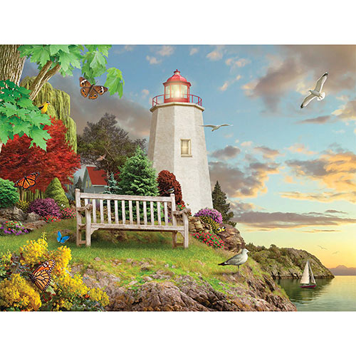 Enjoy The View 1000 Piece Jigsaw Puzzle