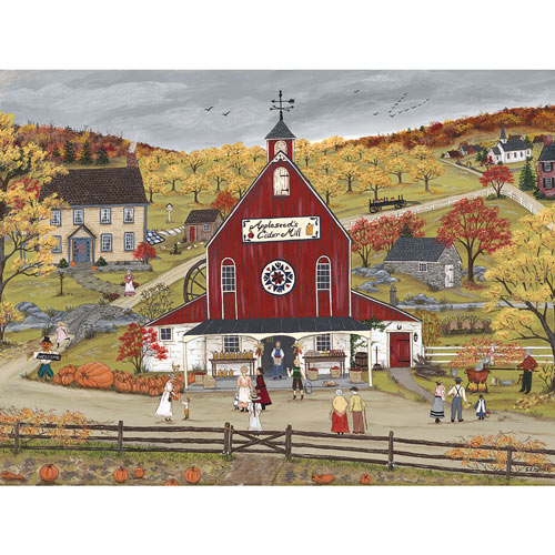Appleseed's Cider Mill 300 Large Piece Jigsaw Puzzle