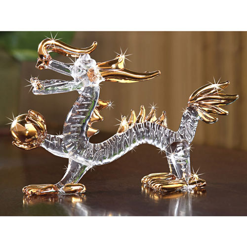 Pearl Of Wisdom Chinese Dragon