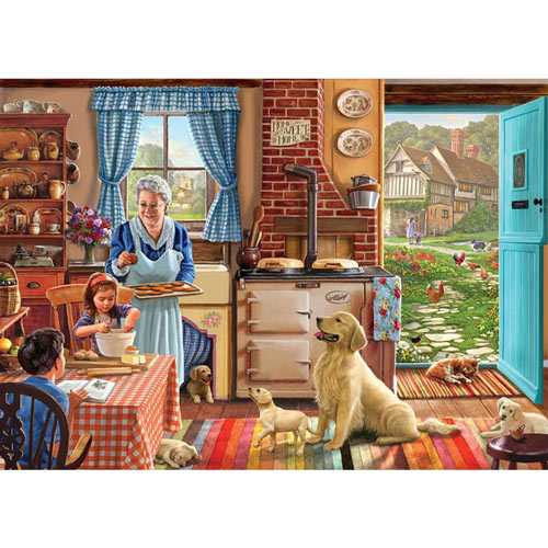Home Sweet Home 1000 Piece Jigsaw Puzzle