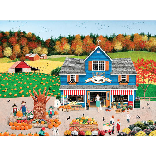 The Old Country Store 1000 Piece Jigsaw Puzzle