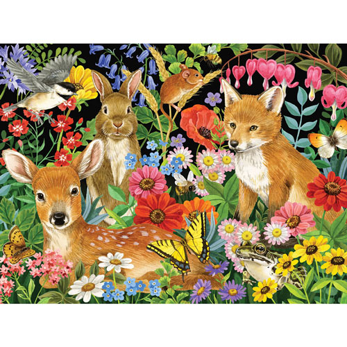 Summer Night 500 Piece Jigsaw Puzzle