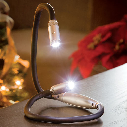 Hands Free Twist a Lite LED Gadget