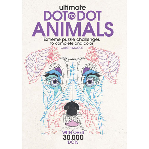 Ultimate Dot to Dot Animals Puzzle Book