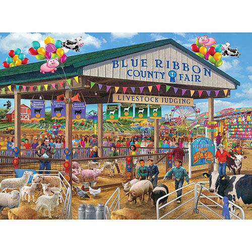 Santa's House 1000 Piece Jigsaw Puzzle