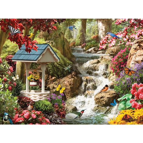 Everything So Beautiful 1000 Piece Jigsaw Puzzle
