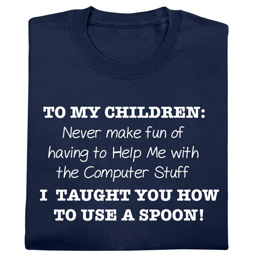 To My Children Tee
