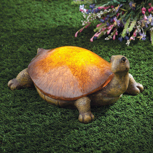 Solar Turtle Light
