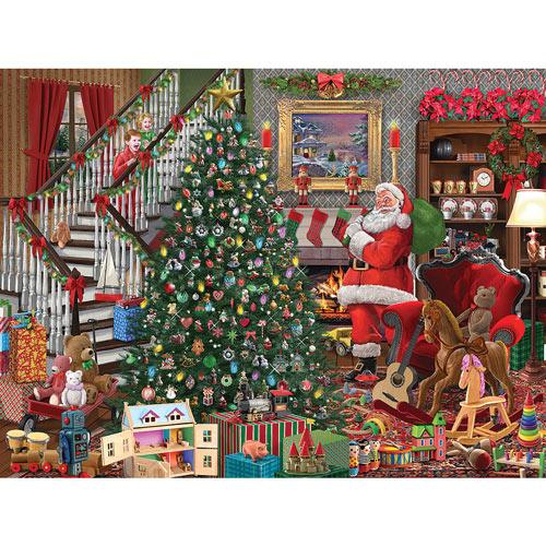 Christmas Joy 500 Piece Jigsaw Puzzle