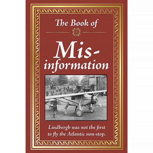 The Know-It-All Library - The Book Of Misinformation