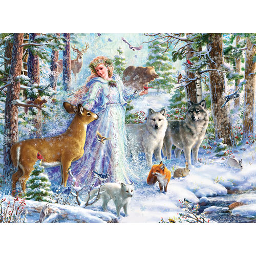 Winter Spirit 1000 Piece Jigsaw Puzzle