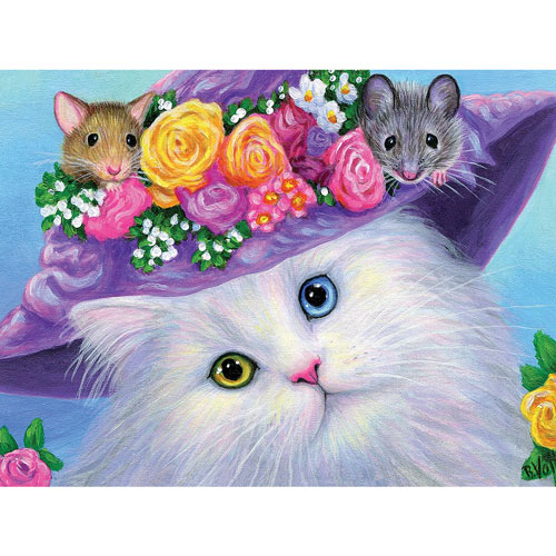 Moonbeams Easter 300 Large Piece Jigsaw Puzzle