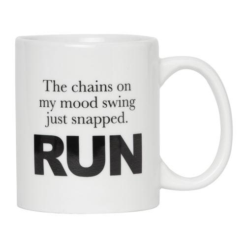 The Chains On My Mood Swing Jumbo Mug