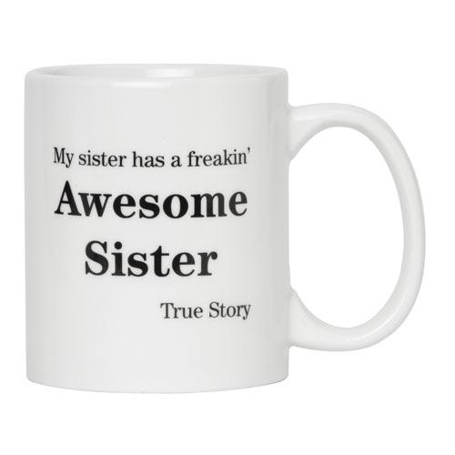 Awesome Sister Jumbo Mug