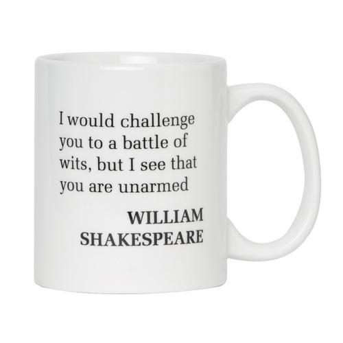 I Would Challenge You Funny Jumbo Mug