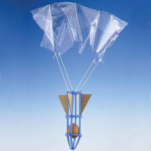 Egg Parachute Challenge