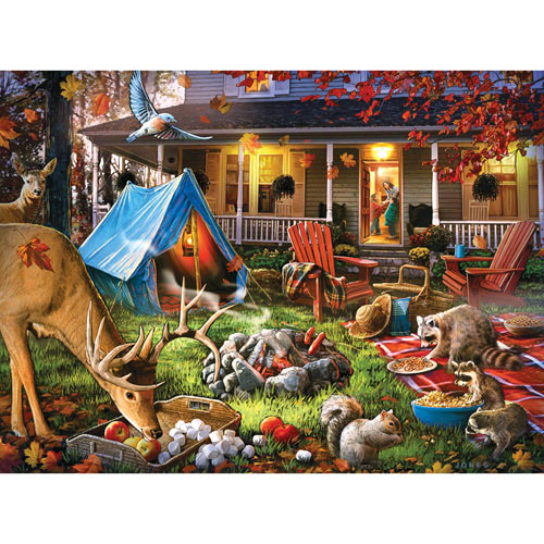 Getting Chilly Out 1000 Piece Jigsaw Puzzle