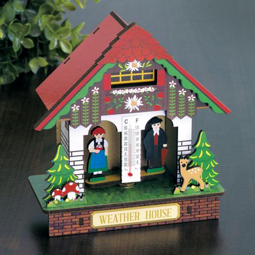 Bavarian Weather House