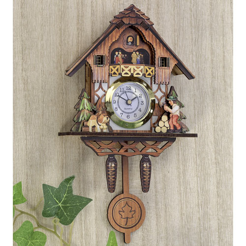 Magnetic Cuckoo Clock