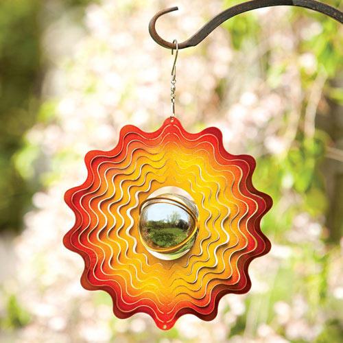 Optical Sun Windspinner