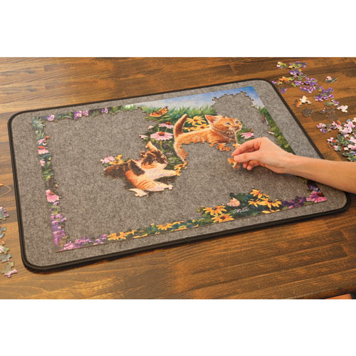 Easy-Move Puzzle Pad - Medium